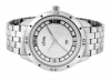 High Performance Silver Metal Chain Watch for Men Online