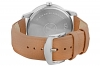 Leather Strap Day and Date Watch for Men Online