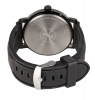 Men's Watch with Black Leather Watch Online