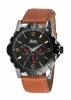 Buy Tan Color Strap Multifunction Analog Watch for Men Online