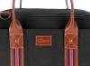 Blue & Tan Color Shoulder Laptop Bag for Men Online