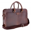 Brown Shoulder Office Bag for Men Online