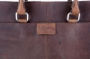Brown Shoulder Office Bag for Men Online