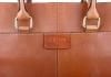 Color Office Leather Laptop Bag for Men Online