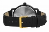 Black Strap Hand Watch for Men Online
