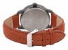 High Performance Water Resistant Leather Strap Analog Mens Watch Online