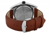 Tan Leather Strap Water Resistanct Watch for Men Online