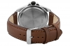 Men's Tan Color Leather Strap Watch Online