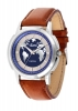 Tan Genuine Leather Strap Watch for Men Online