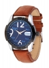 Tan Color Leather Strap Analog Watch for Men Online