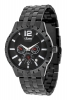 Buy Black Chain Multi Function Wrist Watch for Men Online