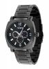Black Chain Multi Function Wrist Watch for Men Online