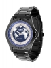 Black Chain Blue Watch for Men