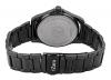 Black Metal Chain Analog Wrist Watch for Men Online