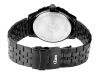 Black Chain Wrist Watch