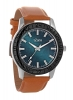Wrist Watch Tan Leather Strap for Men Online