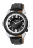 Leather Strap Analog Men's Wrist Watch Online